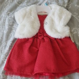 NWt 3 piece xmas outfit
